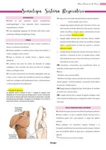 Semiologia Sistema Respiratório