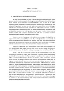 Apostila de penal I - 2 ESTAGIO