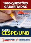 1.000 questões CESPE