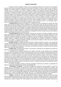 Imunologia resumo