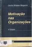 Livro Motivação nas organizações
