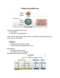 Estrutura das partículas virais