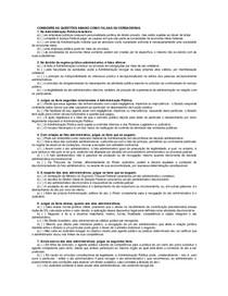 ADMINISTRATIVO 384 QUESTÕES