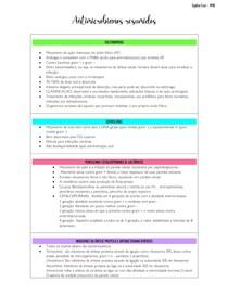 Resumo de antimicrobianos