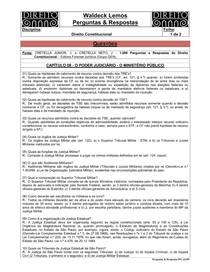 WL-P & R-04-Direito Constitucional-08-O Poder Judiciário - O Ministério Público-007