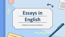 Essays in English