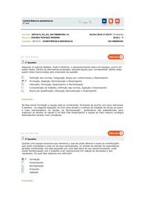 Aula 6- GERENCIAMENTO DE EQUIPES DE TRABALHO