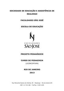 Pedagogia e Educação no Contexto Brasileiro