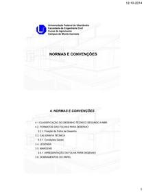 AULA - NORMAS E CONVENÇÕES