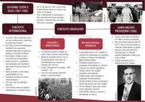 MAPA MENTAL - GOVERNO ARTUR DA COSTA E SILVA (1967-1969)