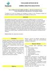 relatorio  quimica qualitativa