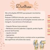 Diartrose