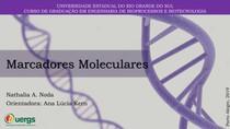 Marcadores moleculares Técnica de Biologia Molecular