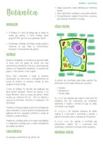 Introdução à Botânica