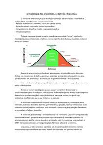 Farmacologia dos ansiolíticos