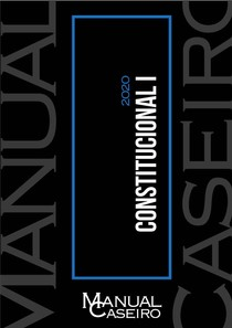 Manual direito constitucional