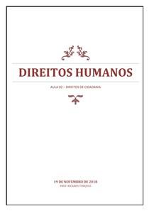 Direitos Humanos - AULA 02