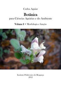 Botânica para Ciências Agrárias e do Ambiente - 1º Vol