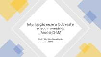 Slides Modelo IS-LM