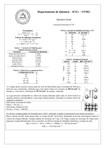 Exercícios Ligação Química- Química Geral B UFMG