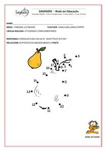 COLORINDO FRUITS
