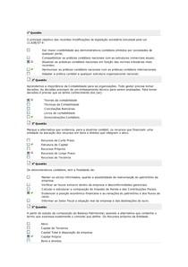 prova contabilidade 2
