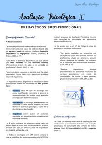 Dilemas éticos - erros profissionais