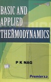 Basic And Applied Thermodynamics By P K Nag