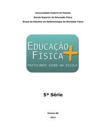 APOSTILA - Educação Física - 5º ano Ens Fundamental