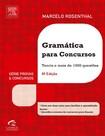 Marcelo Rosenthal Gramática para Concursos 6ªed