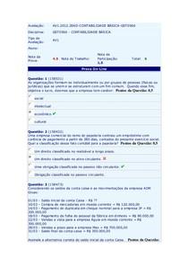 Contabilidade Básica AV1 (2)