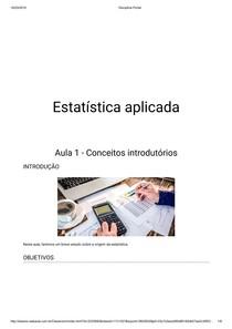 estatistica aula 1