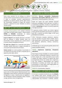 fungos de manifestação sistêmica e no SNC, MICROBIOLOGIA - BBPM IV