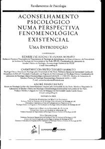 8  SCHMIDT, M. L. S  O nome, a taxonomia, e o campo do Aconselhamento Psicológico