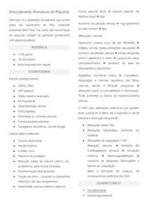 AULA 16 DPP, ROTURA UTERINA E ROTURA DO SEIO MARGINAL
