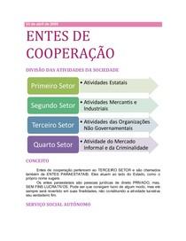 04. ENTES DE COOPERAÇÃO
