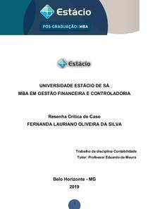 ESTUDO DE CASO DFC