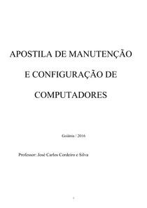 Apostila Manutenção v 2.5 05 07 2017 - Arquitetura de Computad - 40 a1369446837d1