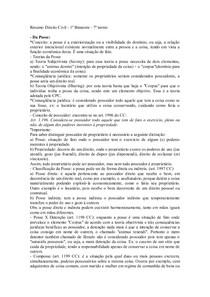 Resumo Direito Civil 1 bimestre 7  termo imprimir