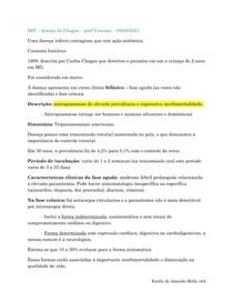DIP - doença de Chagas 05-02-2021