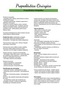 Propedêutica Ortopédica