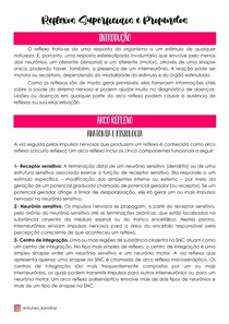 SEMIOLOGIA - TRABALHO - REFLEXOS SUPERFICIAIS E PROFUNDOS