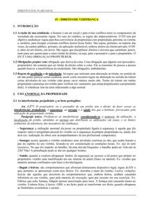 Resumo Direito Civil IV (Reais II)
