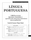 1000 QUESTÕES DE LÍNGUA PORTUGUESA - Com gabarito!