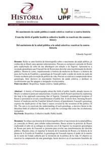 ARTIGO: SUGIZAKI 2021 saúde publica e coletiva