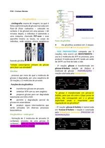 glicólise - ciclo de krebs - cadeia receptora de elétrons