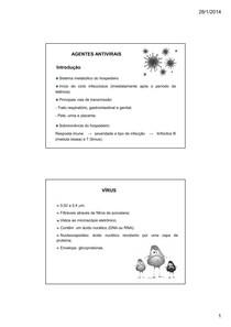 Aula 12 - Antivirais