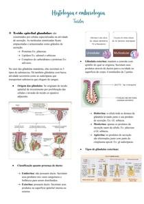Histologia e embriologia