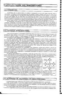Disciplina Materiais Eletricos cap4 5 6 - Ciência e Tecnologia - 8 3574b8d8e4