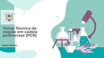 Técnica de reação em cadeia polimerase (PCR)